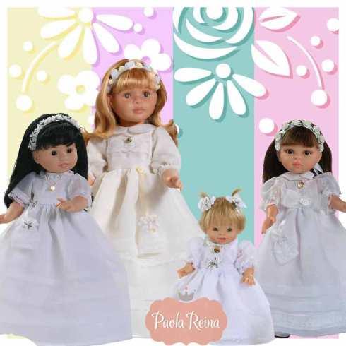 Variedad de muñecas