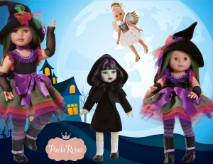 Halloween-dolls